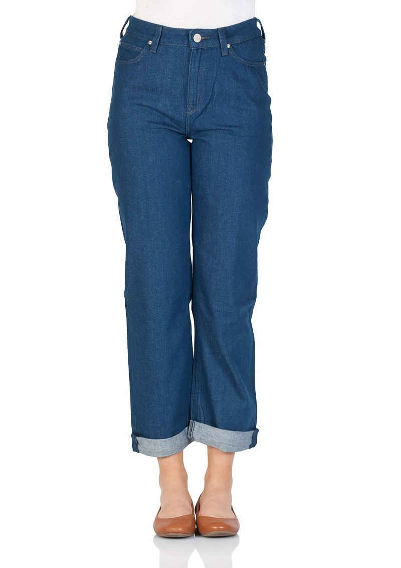 Lee® Relax-fit-Jeans »Mom« aus 100% Baumwolle