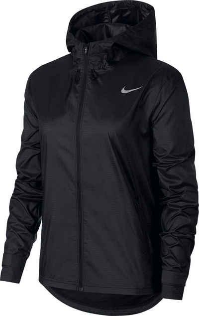 Nike Laufjacke »Women's Essential Jacket PLUS SIZE«