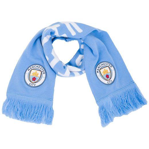 PUMA Strickschal »Manchester City Dna«