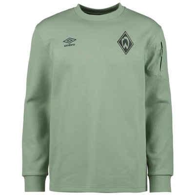Umbro Trainingspullover »Sv Werder Bremen Travel«