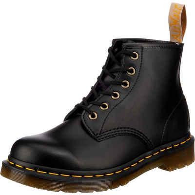 DR. MARTENS »Vegan 101 Ankle Boots Schnürstiefeletten« Schnürstiefelette