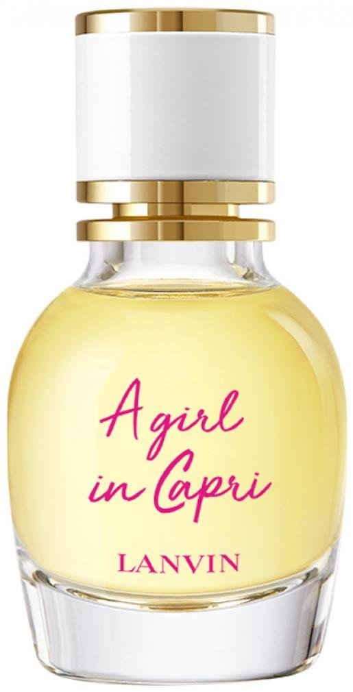 LANVIN Eau de Parfum »Lanvin A Girl in Capri (30 ml)«
