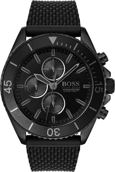 Boss Chronograph »OCEAN EDITION, 1513699«