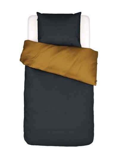 Bettwäsche »Two in one«, Covers & Co, aus GOTS-zertifiziertem Baumwollperkal