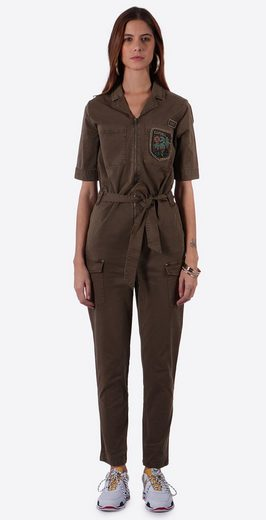 Kaporal Overall mit tollem Marken-Patch »Frog«