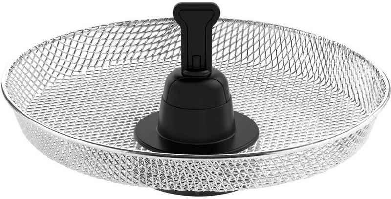Tefal Grillpfanneneinsatz »Snack-Einsatz XA7012 für Actifry«, Edelstahl, Kunststoff, (1-St), Garkorb kompatibel mit ActiFry Heißluftfritteuse; für panierte Snacks mit weniger Fett