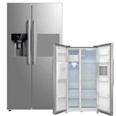Midea Kühlschrank MDRS678FGF02, 178.8 cm hoch, 89.5 cm breit