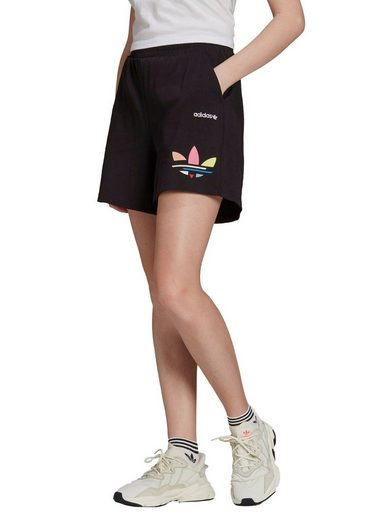 adidas Originals Shorts »ADICOLOR SHATTERED LOGO TREFOIL SHORTS«