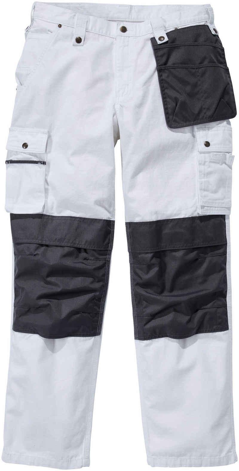 Carhartt Arbeitshose »Multi Pocket Ripstop Pants« mit demontierbaren Vordertaschen