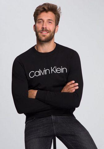 Calvin Klein Sportinio stiliaus megztinis »COTTON L...