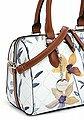 Tamaris Henkeltasche »Bowlingbag Anastasia Flower«, mit schönem Blumen Print, Bild 4