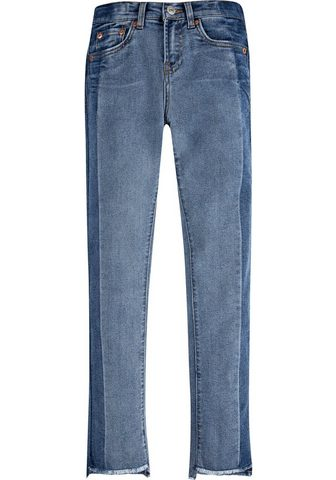 Levi's Kidswear Stretch-Jeans »GIRLFRIEND« su leicht a...