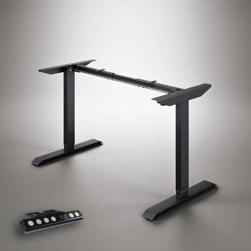SONNI Schreibtisch »Elektrisch Höhenverstellbar Schreibtisch mit Memory-Steuerung und Kollisionschutz Funktion«