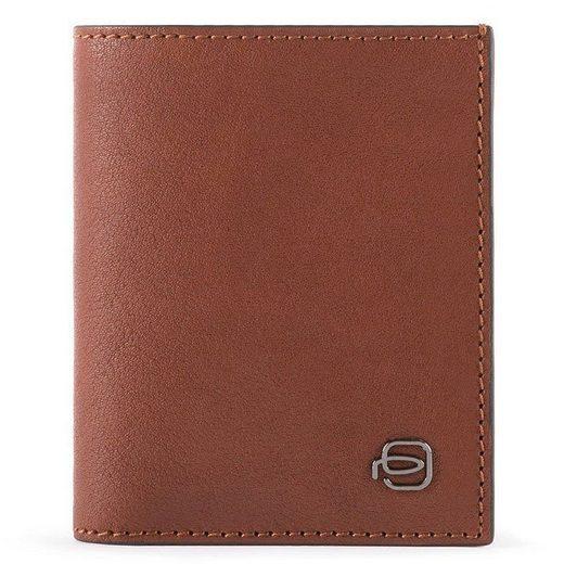 Piquadro Geldbörse »Black Square Brieftasche 10 cm«