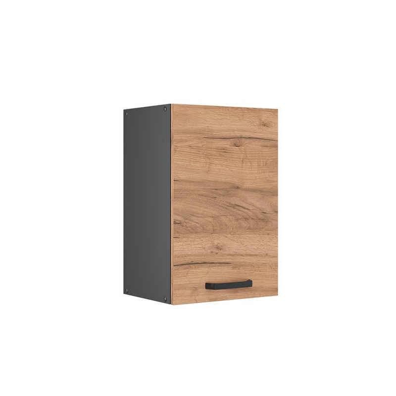 Vicco Hängeschrank »Küchenschrank 40 cm R-Line Anthrazit«