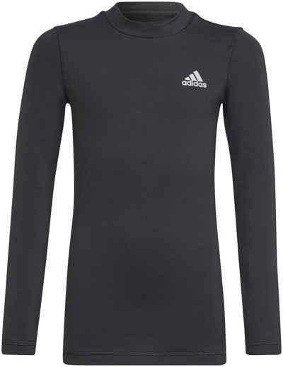 adidas Performance Trainingsshirt »ARW TCHFIT SPORT ICONS AEROREADY WARMING PRIMEGREEN JUNIOR«
