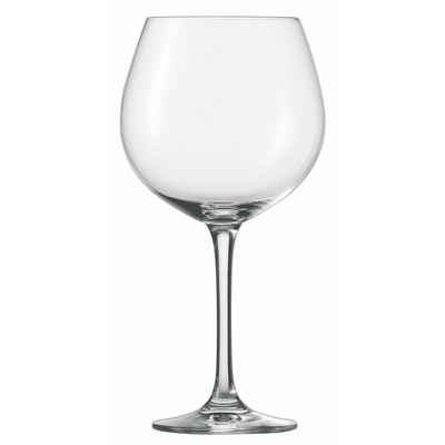 SCHOTT-ZWIESEL Gläser-Set »Classico Burgunderpokal 6er Set«, Glas