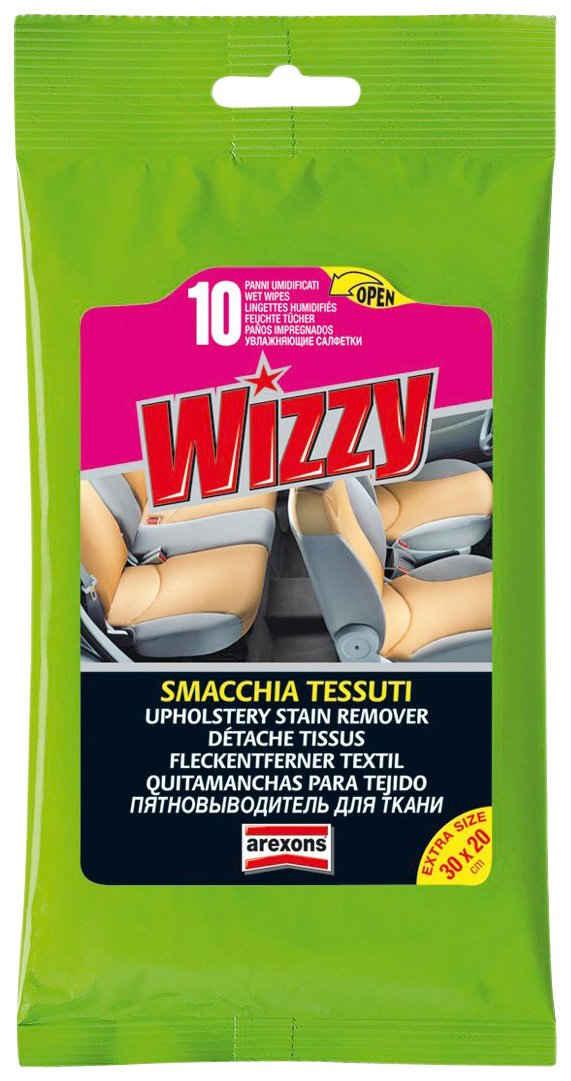 Arexons »Wizzy Textil« Fleckentferner (Packung, 10-tlg., für Stoff und andere Gewebe)