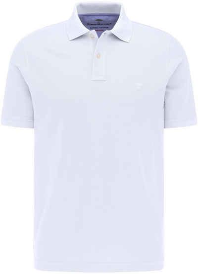 FYNCH-HATTON Poloshirt mit kleinem Markenlogo