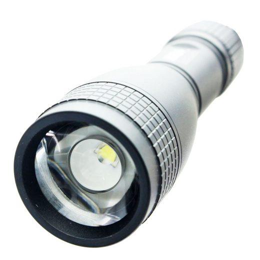 SILA LED Taschenlampe »SILA L150range LED-Taschenlampe mit Zoom-Fokus Sch«