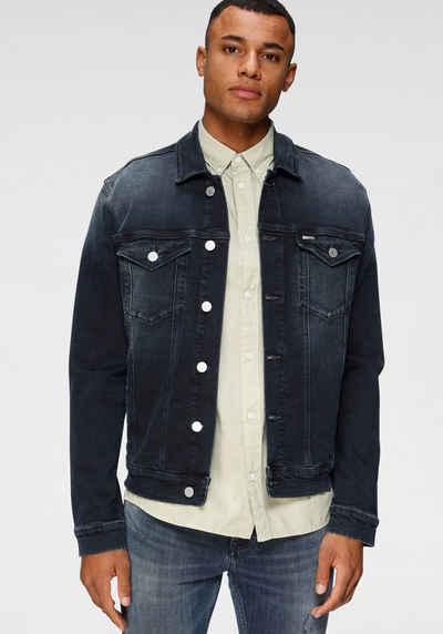Tommy Jeans Jeansjacke »REGULAR TRUCKER JACKET«