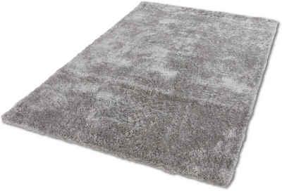 Hochflor-Teppich »Heaven«, SCHÖNER WOHNEN-Kollektion, rechteckig, Höhe 50 mm, Wunschmass, weich durch Microfaser, Wohnzimmer