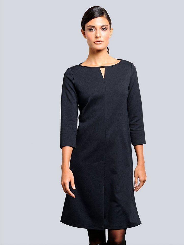 Festtagsmode - Alba Moda Kleid in äußerst komfortabler Qualität › schwarz  - Onlineshop OTTO
