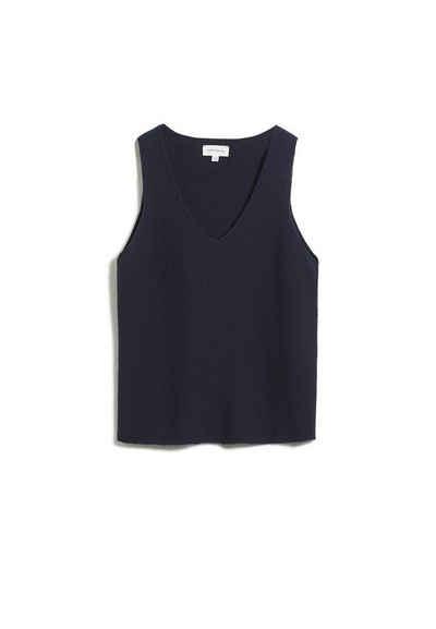 Armedangels Shirttop »WILMAA Damen Strick Top aus Bio-Baumwolle« (1-tlg)