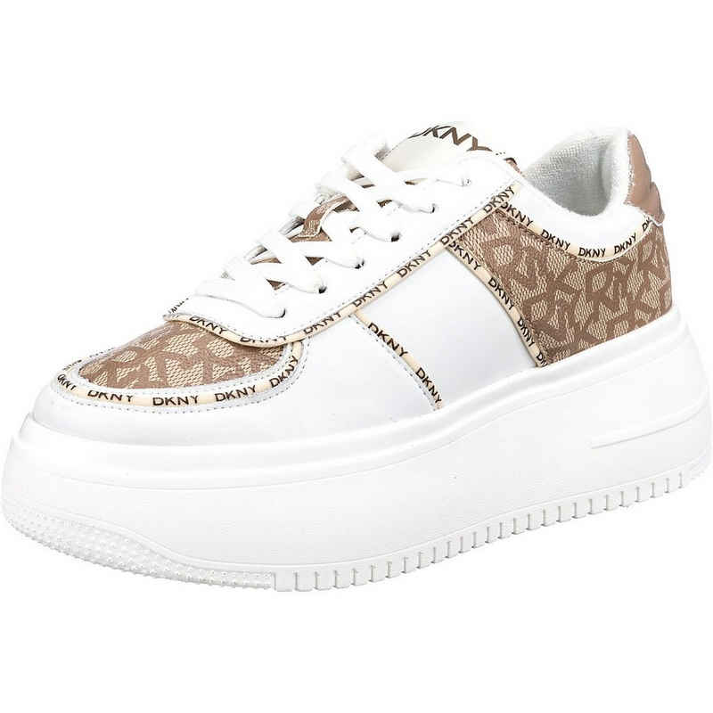 DKNY »Maia - Lace Up Sneaker 63mm Chunky Sneakers« Sneaker