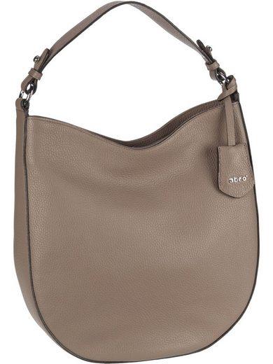 Abro Handtasche »Calf Adria 28486«, Beuteltasche / Hobo Bag