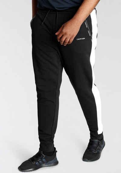 Calvin Klein Big&Tall Sweathose »BT-LOGO STRIPE SWEATPANT«