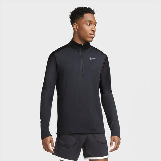 Nike Laufshirt »Nike Dri-fit Element Men's 1/2-zip Running Top«