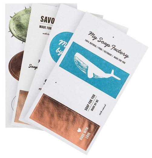 Rico-Design Verlag Sticker »Hygge«, 4 Bogen