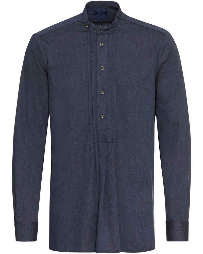 Hammerschmid Trachtenhemd »Schlupfhemd Pfoad«