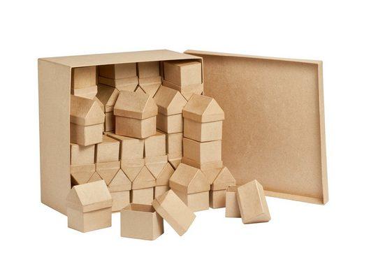 VBS Großhandelspackung Aufbewahrungsbox »Haus«, 40 Stück