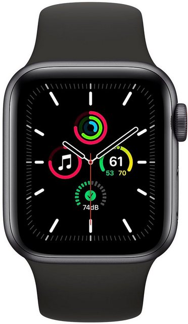 Smartwatches - Apple SE GPS Cellular, Aluminiumgehäuse mit Sport Loop 40mm Watch  - Onlineshop OTTO