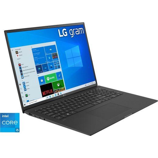 LG gram 17 (17Z90P-G.AP55G), Windows 10 Pro Notebook