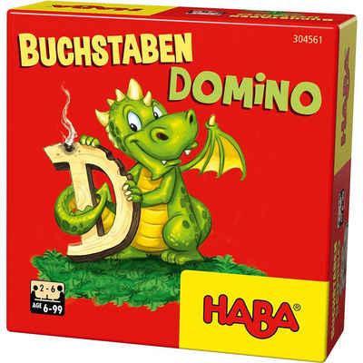 Haba Spiel, »HABA 304561 Buchstaben-Domino«