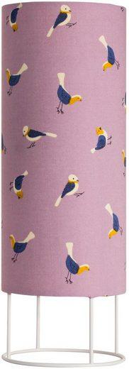 Pauleen Tischleuchte »Cute Lilac Bird«