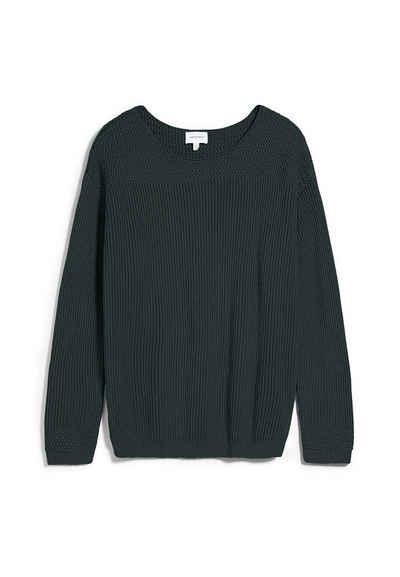 Armedangels Strickpullover »RAACHELA SOLID Damen Pullover aus Bio-Baumwolle«