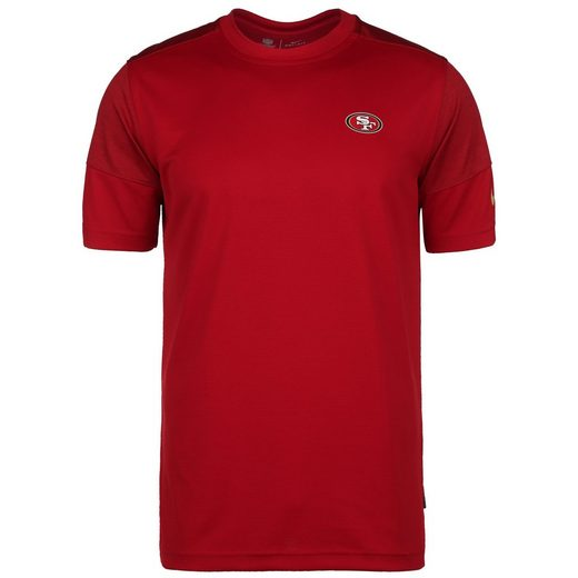 Nike T-Shirt »Nfl Coach Uv San Francisco 49Ers«