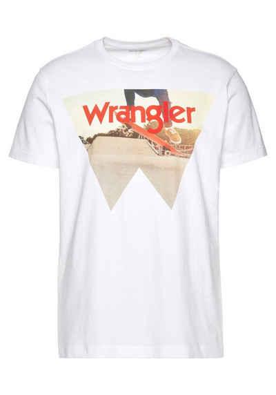 Wrangler T-Shirt »PHOTO W TEE«