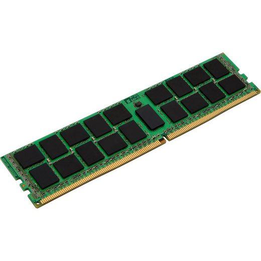 Kingston »DIMM 16 GB DDR4-2400 ECC REG« Arbeitsspeicher