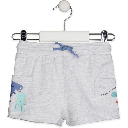 LOSAN Shorts »Shorts für Jungen«