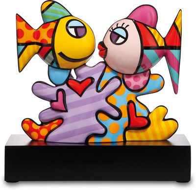 """Goebel Dekofigur »Figur Romero Britto - """"Ocean Love""""« (1 Stück)"""