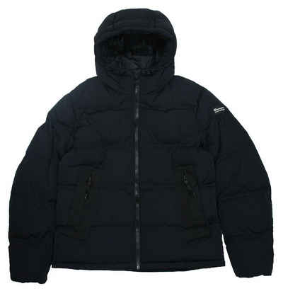 Champion Outdoorjacke »Champion Herren Hooded Jacket black«