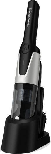 Rowenta Akku-Handstaubsauger X-Touch AC9736, 80 Watt, beutellos, Kompakt und Leicht; Digitaler Motor; Lade- Und Aufbewahrungsstation