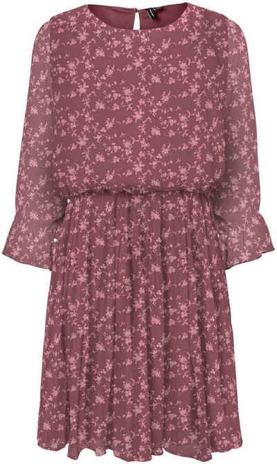 Vero Moda Chiffonkleid »VMJACKIE 3/4 SHORT DRESS«