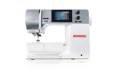 Bernina Computer-Nähmaschine Bernina Nähmaschine 480