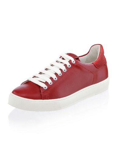 Alba Moda Sneaker in sportiver Form